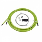 Mountain Bike Brake / Transmission Line Pipe Line Core Suits - Green