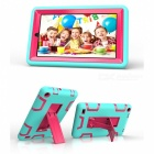 Kickstand Hard PC + Soft Silicone Cover for Amazon Kindle Fire 7(2015)