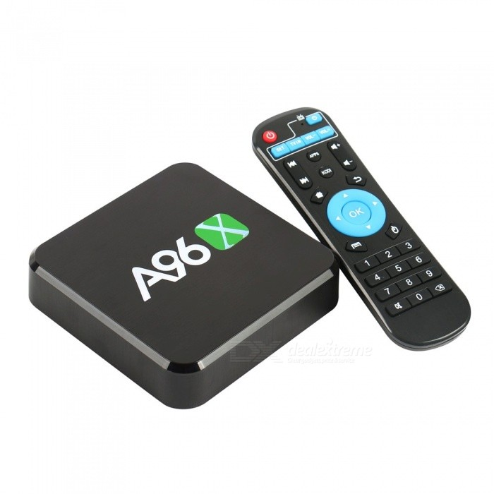 A96X Amlogic S905X HDR10 Android 6,0 ​​TV-box - 1 GB RAM + 8 GB ROM