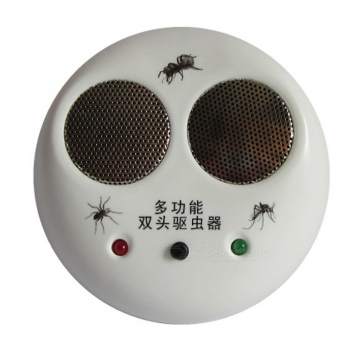 Ultrasonic Electronic Mosquito Repellent Device for Home, Dinning Hall