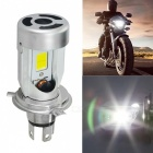 H4 bouchon blanc froid conduit moto phare ampoules scooter cyclomoteur moto phare