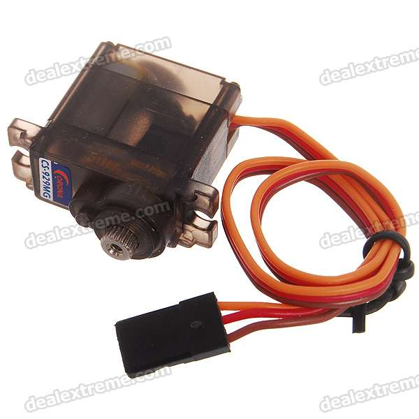 CS-929MG Metal Gear Digital Torque Servos with Gears and Parts