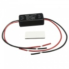 QooK Flash Strobe Controller for LED Brake Tail Stop Light - Black