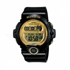 Casio Baby-G BG-6901-1DR Standard Digital Watch - musta / kulta