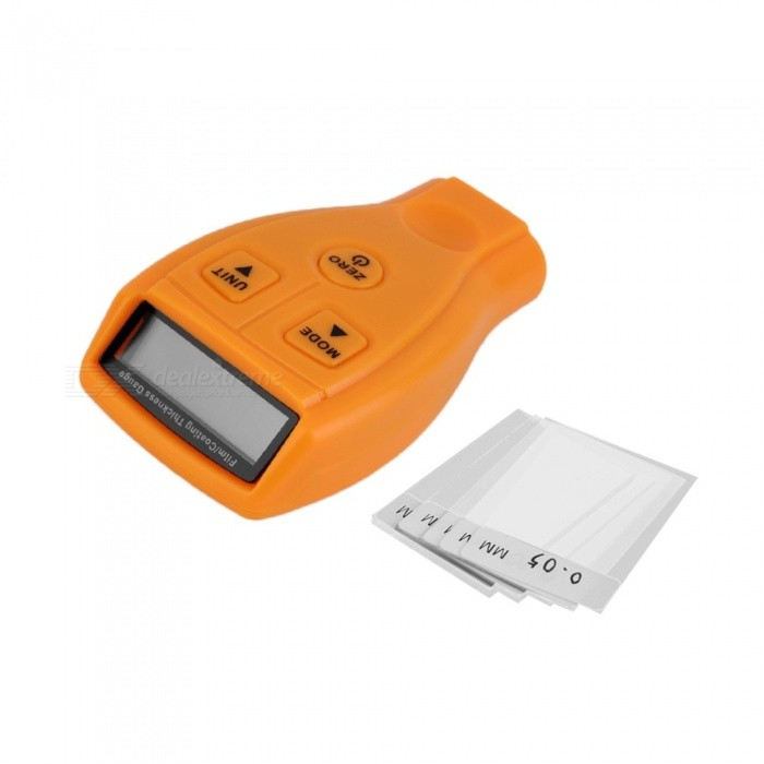 BLCR GM200 Coating Paint Ultrasonic Digital Automotive Thickness Gauge [фото7]