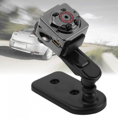 SQ8 1080p HD Mini Camera w / 12m infrapuna Night Vision
