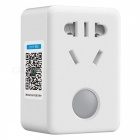 Smart Phone Remote / Wi-Fi Remote Switch Socket - White