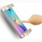 Dazzle Colour Tempered Glass Screen for Samsung S7 Edge - Golden
