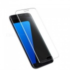 Dazzle Colour Tempered Glass Screen for Samsung S7 Edge - Transparent