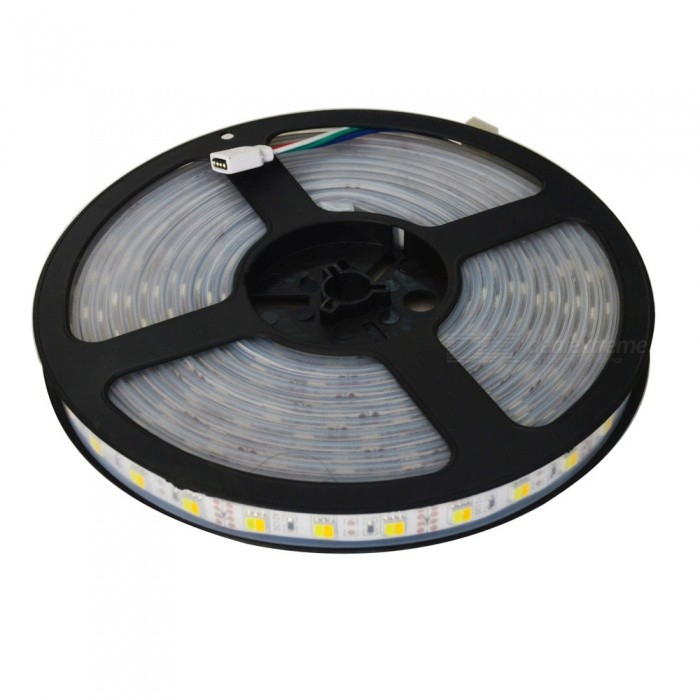 JIAWEN 5m 300-5050SMD 2700-6500K LED Strip Light, US Plugs(AC100~240V)Smart Lighting<br>Form  ColorWhiteColor BINFrom cool white to warm whiteMaterialCopper wire + PlasticQuantity1 DX.PCM.Model.AttributeModel.UnitPower35WRated VoltageAC 100-240 DX.PCM.Model.AttributeModel.UnitChip BrandCreeEmitter Type5050 SMD LEDTotal Emitters300Color Temperature2700~6500KWavelengthNoTheoretical Lumens1800 DX.PCM.Model.AttributeModel.UnitActual LumensOther DX.PCM.Model.AttributeModel.UnitPower AdapterUS PlugPacking List1 x LED strip1 x Power control<br>