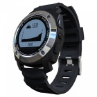 S928 GPS Tracker Bluetooth Sports Smart Watch Outdoor Band - Silver