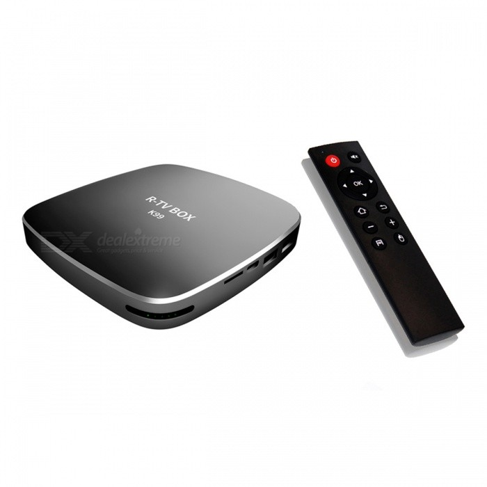 R99 Hexa-Core TV BOX s 4 GB RAM 32 GB ROM (EU Plug)