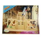 Buy Woodcraft Construction Kit - Sword Playing Pen Container