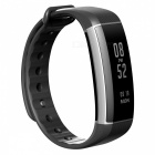 Zeblaze ZeBand Plus Bluetooth 4.0 Smart Bracelet - Black + Gray