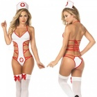 Sexy Conjoined Kidneys Nurse Uniforms Role Play Sexy Lingerie