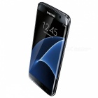 "Samsung Galaxy S7 Edge SM-G9350 5.5"" Dual SIM Phone w/ 4+128GB - Black"