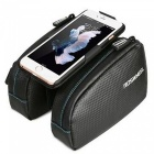 ROSWHEEL 121273-PA Tank Package Bag for Mobile Phones - Black