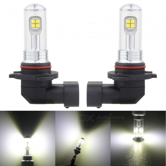 MZ 9006 HB4 40W 12V LED Car Fog Light DRL Conversion Bulb (2 PCS)