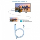 I8 HDMI to USB Digital AV Adapter for IPHONE / IPAD