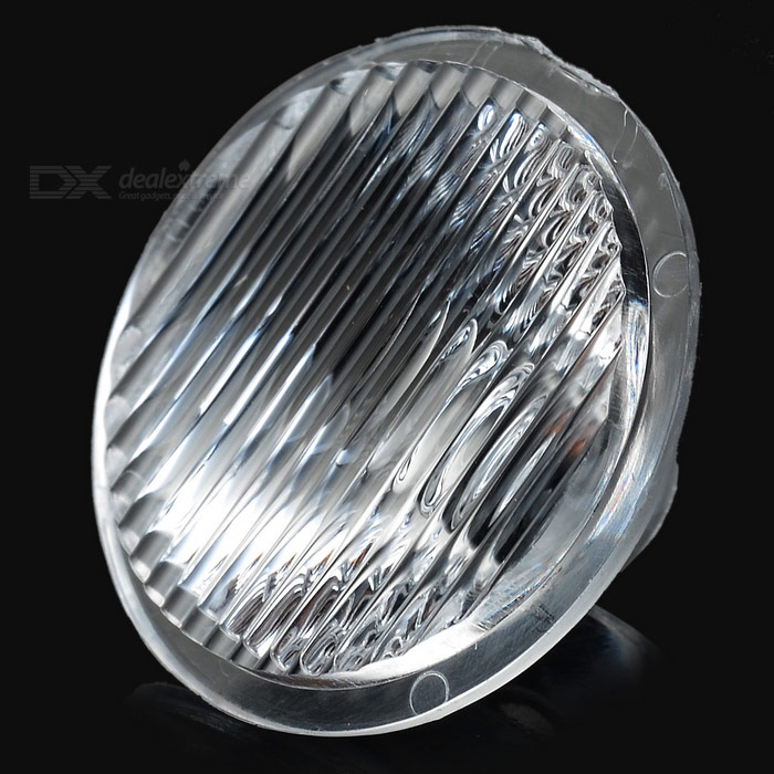 20mm Light Diffusing Secondary Optics (Plastic / 10 PCS)
