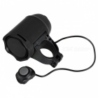 SUNDING SD-603 ABS Bicycle Horn and Electron Loud Alarm - Black