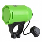 SUNDING SD-603 ABS Bicycle Horn and Electron Loud Alarm - Green