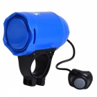SUNDING SD-603 ABS Bicycle Horn and Electron Loud Alarm - Blue