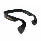 Bone Conduction Wireless Bluetooth v4.0 Waterproof Neck-strap Music Headphone for Outdoor Sports