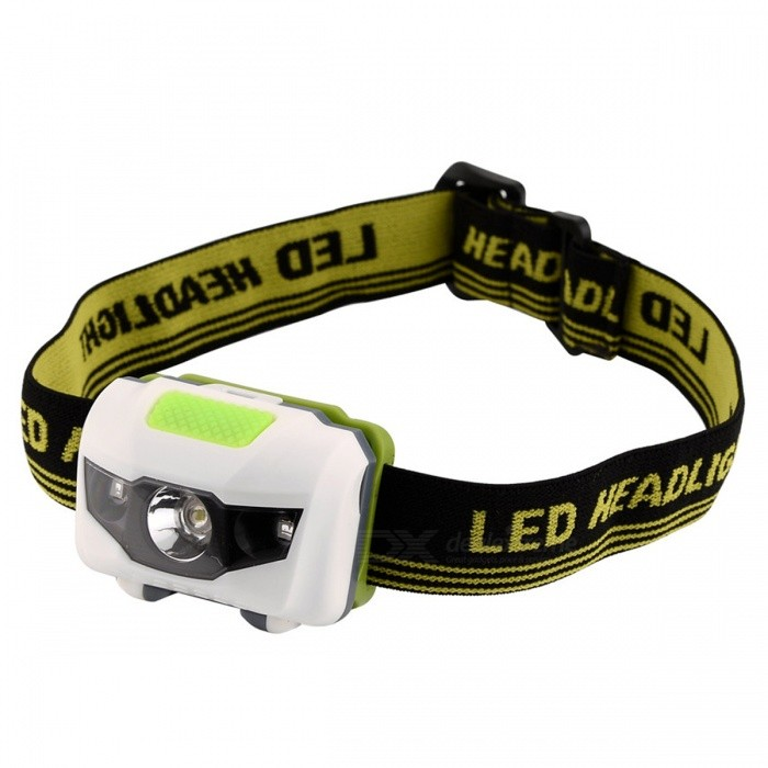 Multifunctional 4-Mode XM-L T6 LED Camping Light Headlamp