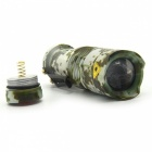 Outdoor Home Mini LED zoomaus 3-Mode taskulamppu-Camouflage