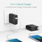 Anker Chargeur / chargeur mural 2-en-1 PowerCore Fusion 5000
