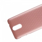OCUBE Housse de protection rigide pour PC portable Leagoo M8 - Rose Gold