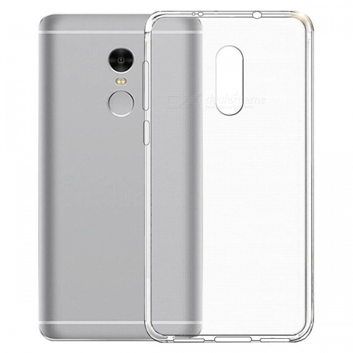 Ultra-Thin Protective TPU Clear Back Case for Xiaomi Redmi Note 4XTPU Cases<br>Form ColorTransparentModelN/AMaterialTPUQuantity1 pieceShade Of ColorTransparentCompatible ModelsXiaomi redmi note 4xPacking List1 x Xiaomi Redmi Note 4x Case<br>