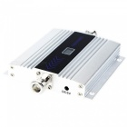 CDMA800MHz LCD Phone Signal Repeater w/ Indoor and Outdoor Antenna