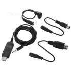 USB Simulator Cable for Futaba JR FS R/C Remotes