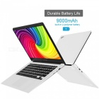 "CHUWI LapBook 14,1 ""Quad-core Notebook w / 4GB RAM + 64GB ROM - Valkoinen"