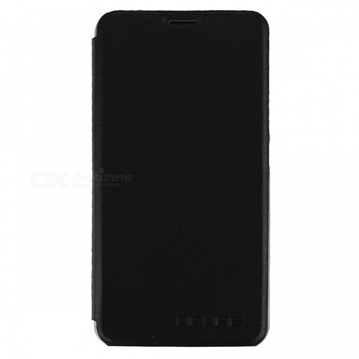 OCUBE PU Leather Flip-open Case for UMI Z Mobile Phone - Black