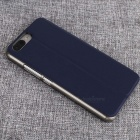 OCUBE PU Leather Flip-open Case for UMI Z Mobile Phone - Deep Blue