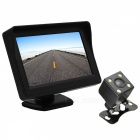 "Wireless Car Camera w/ 4.3"" Display Monitor, for Reversing Image"