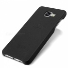 Lenuo Music II Series Leather Back Cover Case for Samsung A5100 -Black