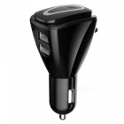 KELIMA C2 Bluetooth 4.1 Dual USB Car Charger w/ Headset