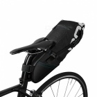 ROSWHEEL 131414L-A Full Waterproof 10L Bike Tail Bag - Black