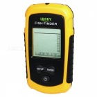 LUCKY FF1108-1 100m Portable HD Fish Finder avec rétro-éclairage LED blanc