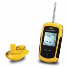 LUCKY FFW1108-1 40m Portable HD Fish Finder w/ Green LED Backlight