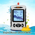 LUCKY FFW718 sans fil portable sous-marin 45m / 135FT Sonar Fish Finder