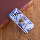 BLCR Floral Crystal TPU Case for Samsung Galaxy S8 (Pattern 1)