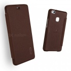 Lenuo Ledream Series PU Leather Cover Case for Huawei P9 - Brown