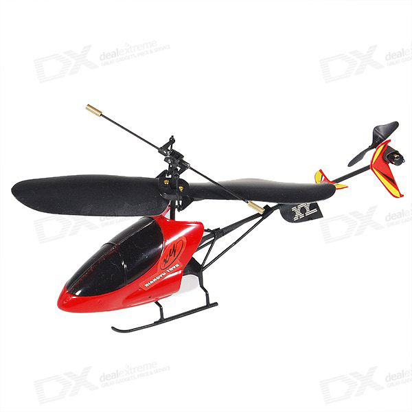 Micro Pocket R/C Helicopter (2CH)