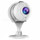 Wireless Wi-Fi 360 Degree 1.0MP AISEE IP Cmeara (US Plugs)