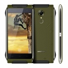 "HOMTOM HT20 IP68 Waterproof 4.7"" Phone w/ 2GB RAM 16GB ROM -Army Green"